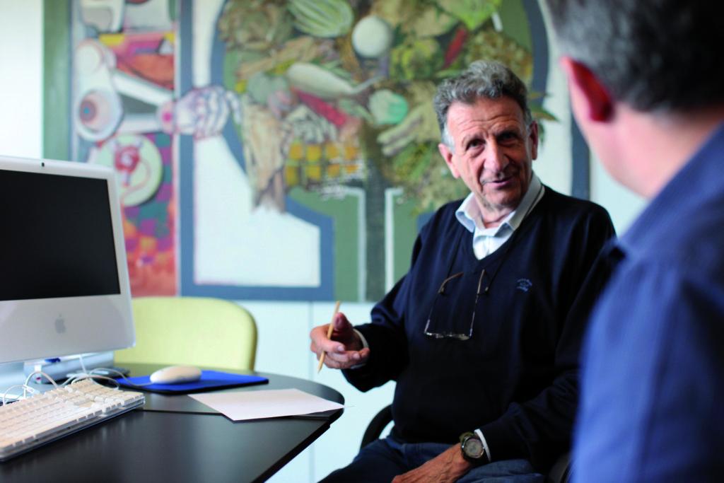 L'ing. Maurizio Cossato di Contec Ingegneria, segnalato tra le eccellenze dell'ingegneria italiana.