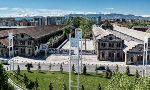 Officine Grandi Riparazioni di Torino: dalla vecchia fabbrica alle start-up giovanili