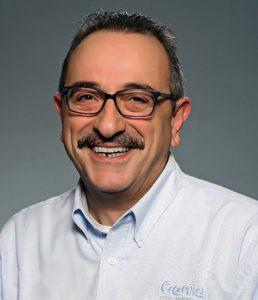 Antonello Cozzolino, responsabile vendite Italia e Nord Africa di Terex Awp per il marchio Genie| responsabile vendite Italia e Nord Africa di Terex Awp per il marchio Genie.