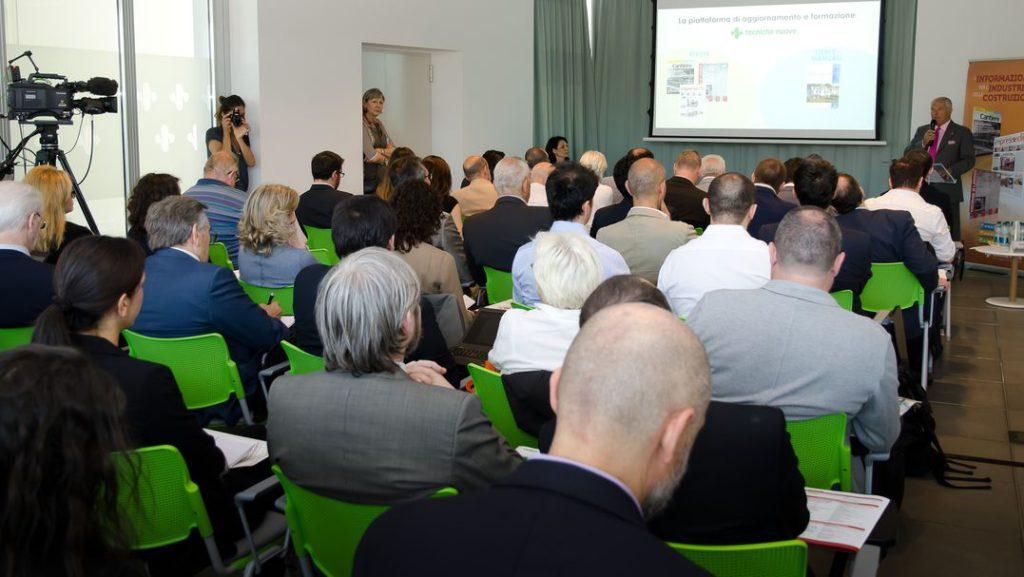 Bim | Via per l'innovazione di processo e di prodotto | Palazzo Della Cultura, Gruppo editoriale Tecniche Nuove.