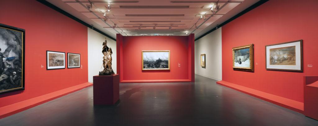 Musée d'Orsay, Parigi. Dal 2011 il Gruppo Cromology intrattiene una partnership con il Museo d'Orsay, per il cui interno sono stati utilizzati i colori del Gruppo.