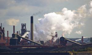 Polveri di scarto dell'acciaio per la produzione di materiale innovativo