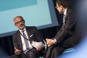 Enzo Micelli, docente allo Iuav di Venezia e presidente del comitato scientifico di Rebuild.