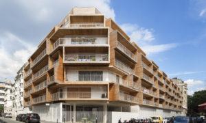 A Parigi abitazioni tra le preesistenze industriali