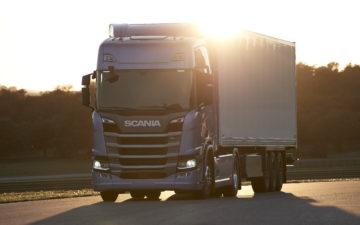 La nuova generazione di autocarri Scania che riduce il consumo del 3%
