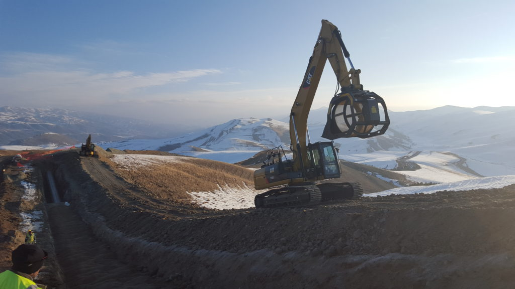 02 MB-S18 - Caterpillar - Turkey - Caucasus Pipeline Project (1)