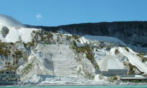 Riqualificazione e recupero sostenibile delle Cave di Pomice a Lipari
