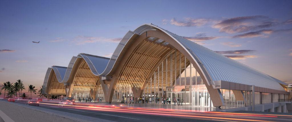 © IDA, Hong Kong | Mactan Airport (Rubner Holzbau)