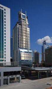 Figura 3. Abdi Ibrahim Tower, Istanbul, Turchia.
