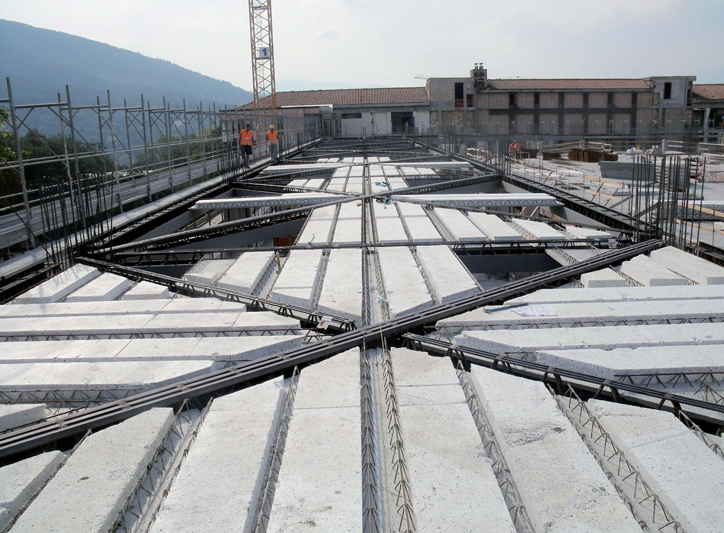Tecniche innovative gestione industrializzata del cantiere for Cantiere di costruzione