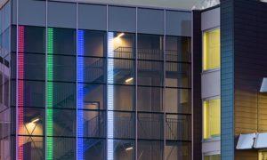Brussels Airport, luce naturale e contatto visivo con la pista